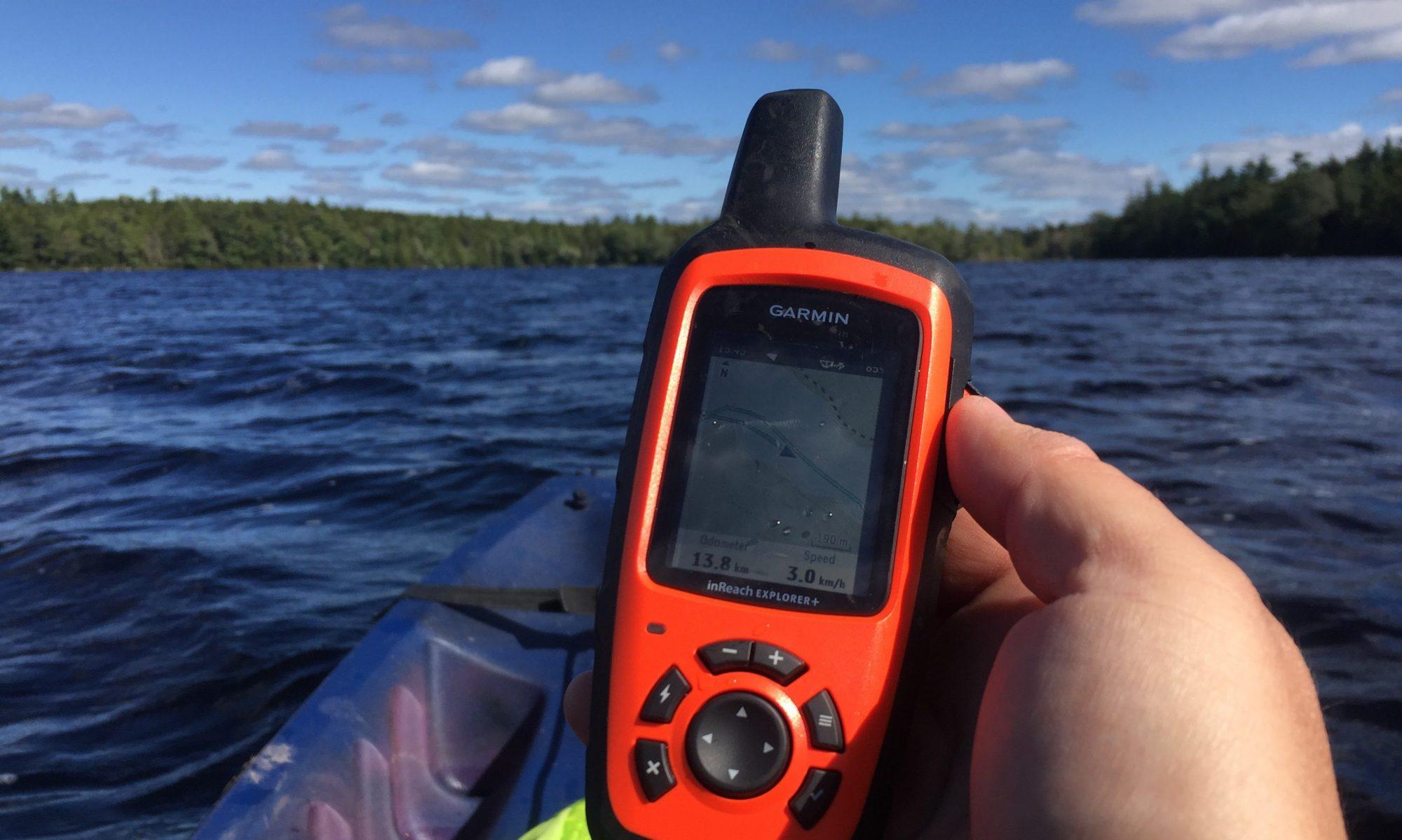 etrex 20 » GPS Training